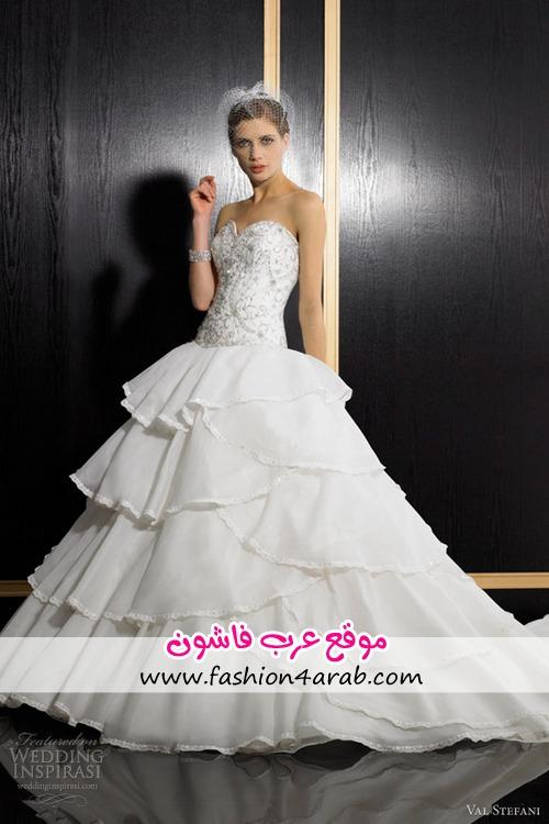 بالصور فساتين زفة العروس 2019 20160907 156