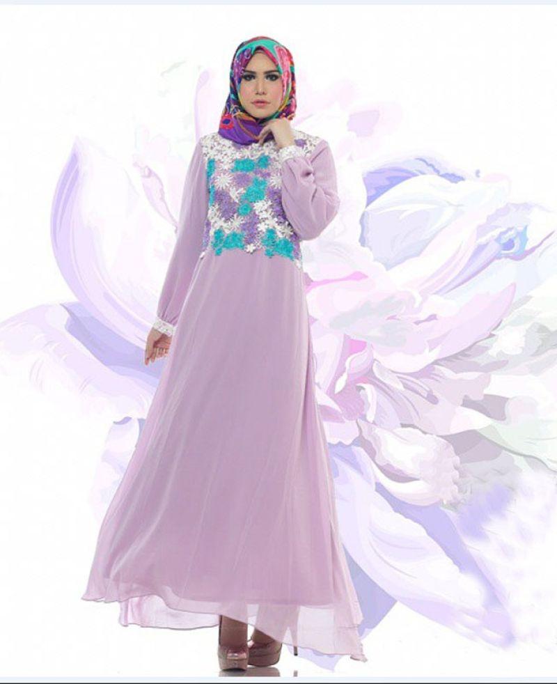 بالصور ملابس العيد 2019 للمحجبات 20160907 169