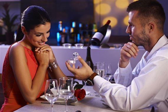 صور كيف تجعلين زوجك خاتم في اصعبك