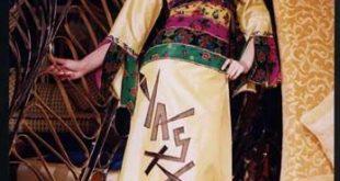 صورة عبايات سوارية ملونة