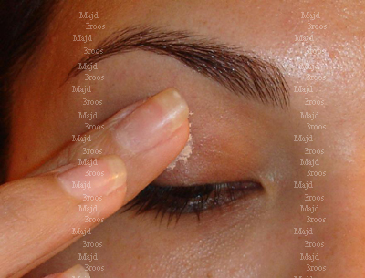صور عمل مكياج العيون