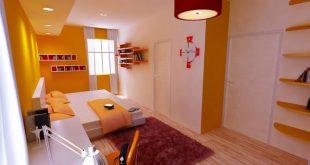 غرفة نوم للبنات المراهقات