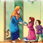 قصة معبرة عن بر الوالدين