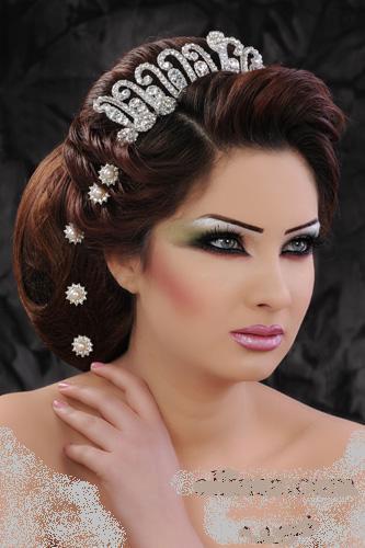 بالصور اروع التسريحات والمكياج للعرائس 20160908 14