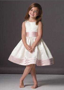 بالصور اجدد فستين عرايس للاطفال للتصميم 20160908 2069