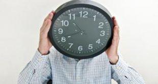 معلومات تعبير عن الوقت