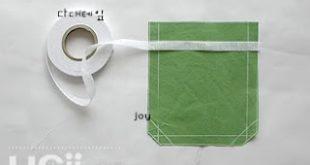 صورة طريقة خياطة جيب بنطلون