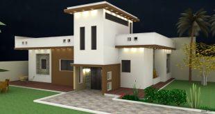 تصميم منزل صغير