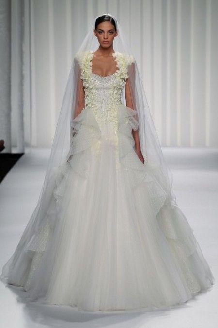 بالصور اجمل ثوب عروس 20160908 2701