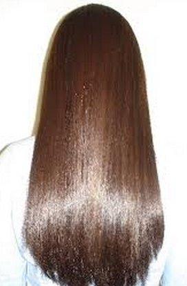 صور خلطات لتطويل وتنعيم الشعر الخشن