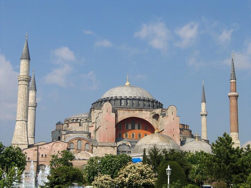 صور حكم الاسلام في تحويل الكنيسة الى مسجد
