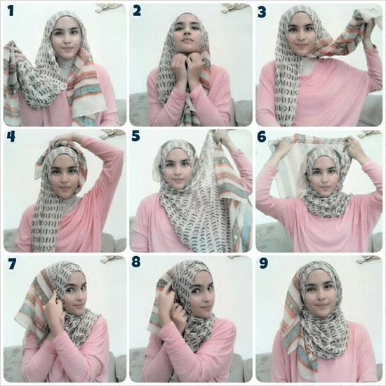 بالصور كيفية صنع الحجاب للفتيات 20160908 2842