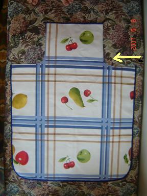 بالصور طريقة صنع مريلة مطبخ 20160908 51