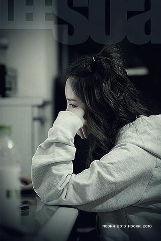 صور صور ايفون حزينة