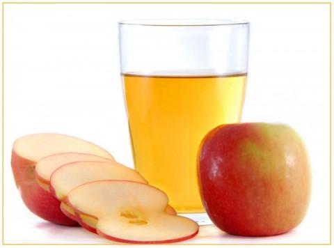 صور خل التفاح لتصغير الثدي