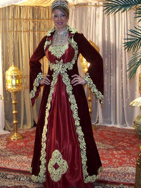 بالصور موديلات فساتين تونسية تقليدية 20160908 678