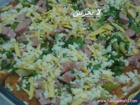 بالصور اكلات رمضانية جديدة بالصور