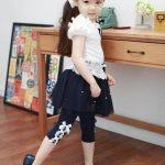 اخر موضة في ملابس الاطفال