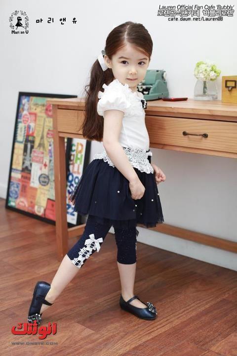 صورة اخر موضة في ملابس الاطفال