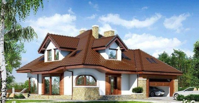 صور اجمل المنازل من الخارج