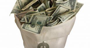 موضوع تعبير عن فوائد المال واضراره
