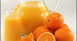 اهمية وفوائد عصير البرتقال