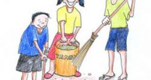 بحث عن النظافة والنظام