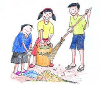 بالصور بحث عن النظافة والنظام 20160909 3278