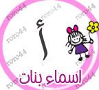 صور اسماء بحرف الالف