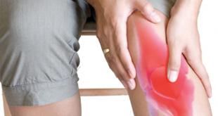 صور خشونة الركبة وعلاجها بالطب البديل