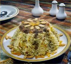 صور ارز باللحمة المفرومة
