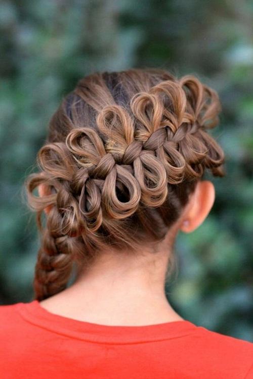 صور تسريحات الشعر للمدرسة