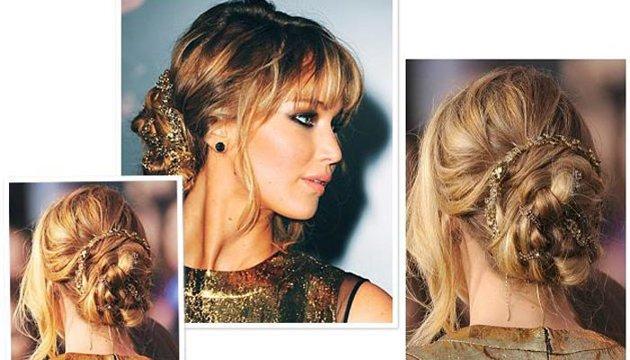 صور تسريحة مقدمة الشعر