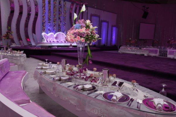 صور ديكورات زفاف
