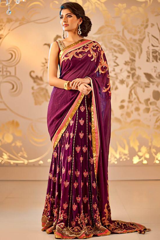 بالصور فساتين هندية للاعراس 20160909 4265