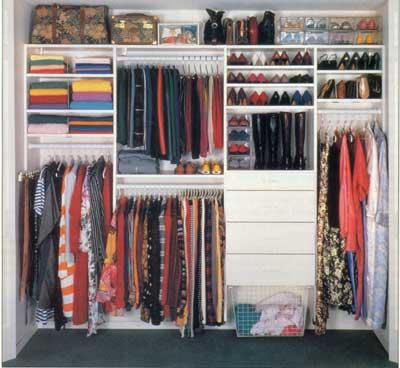 بالصور طريقة ترتيب خزانة الملابس 20160909 4410