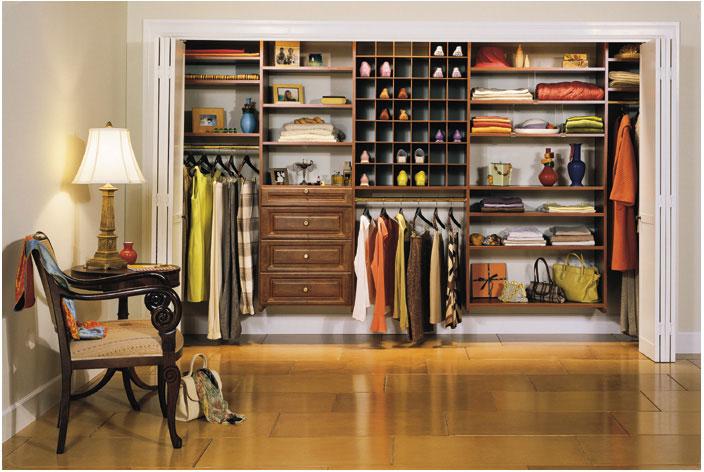 بالصور طريقة ترتيب خزانة الملابس 20160909 4411