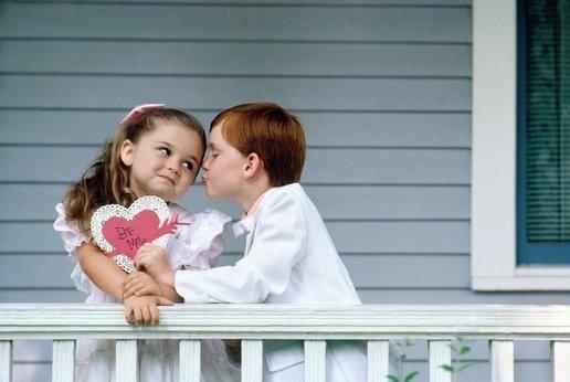 صور صور طفل و طفلة