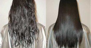 وصفه خلطة السمسم لتنعيم الشعر