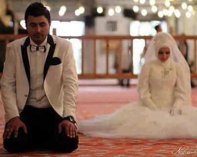 صورة ليلة الدخله في الاسلام