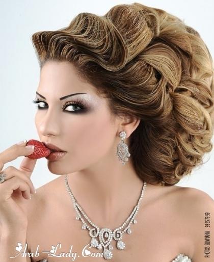 صورة اجمل تسريحات الشعر الحصرية والبسيطة جدا للسيدات