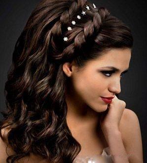 صور تسريحات الشعر للمناسبات