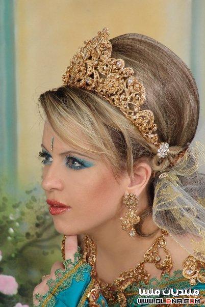 صور التسريحات للعرائس   رائعة جدا