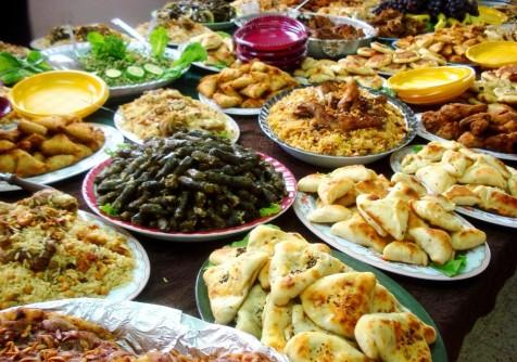 صور اطباق مائدة رمضان