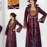 اخر موضة الخياطة الجزائرية