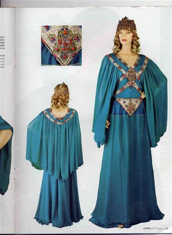 صور اخر موضة الخياطة الجزائرية
