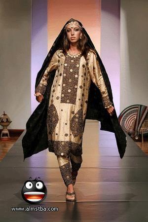 بالصور فستان عماني 20160910 127