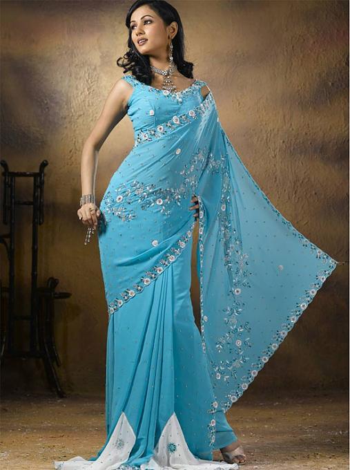 صور احدث الموديلات الملابس الهندية