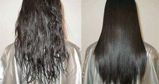 تنعيم الشعر