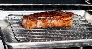 شرائح اللحم بالفرن